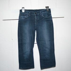 Lucky brand womens capris size 8 -9682-
